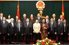 Vietnam et Chine renforcent leur coopération législative