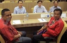 Thaïlande : pourparlers entre le PM et l'opposition