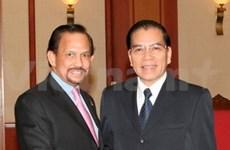 Le leader du PCV reçoit le sultan du Brunei