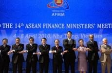 Asean: ouverture de la conférence ministérielle des Finances