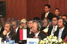 Asean : les délégués apprécient le rôle du Vietnam