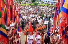 Ouverture de la Fête des rois fondateurs Hùng