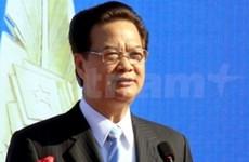Le Premier ministre en tournée à Hâu Giang