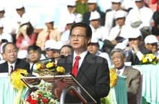 Cân Tho doit devenir un grand pôle de développement