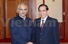 Le leader du PCV reçoit le président du Timor-Leste