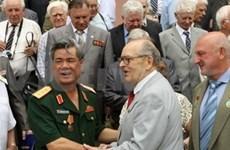 Visite au Vietnam de vétérans soviétiques