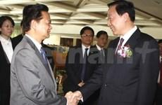 Le PM au Forum de coopération économique Vietnam-Chine