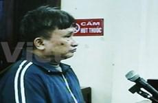 Confirmation de peine pour Tran Anh Kim