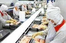 Participation vietnamienne à la Foire aquacole en Europe