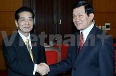 Intensification des relations Vietnam-Japon