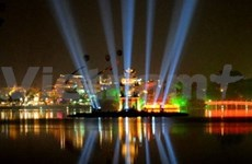 Hanoi : aide de Lyon pour un éclairage public esthétique