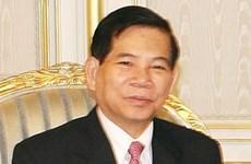Le président Nguyên Minh Triêt part pour Moscou
