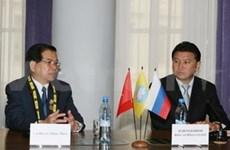 Larges potentiels de coopération VN-Kalmoukie