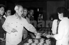 Expositions sur le Président Ho Chi Minh