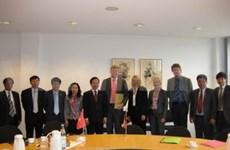 Vietnam-Allemagne : coopération dans les technologies