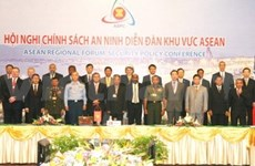 Conférence de la politique sécuritaire de l'ARF