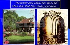 Millénaire de Hanoi : Fonte d'une cloche de 7 tonnes