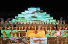 Ouverture en grande pompe du Festival de Huê 2010