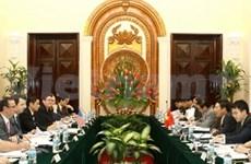 Vietnam-USA : dialogue stratégique en politique et sécurité