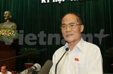 AN : Interpellations sur l'électricité et l'actionnarisation