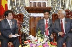 Parlement: Le Cambodge étudie les expériences du VN