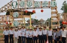 Bouddhisme : ouverture du camp Khuông Viêt I