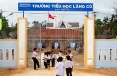 Le Japon finance deux écoles à Nam Dinh et Ha Tinh