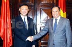 Plusieurs rencontres en marge des réunions de l'ASEAN