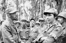 Célébration de la révolution cubaine