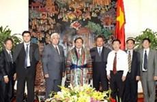 Des vice-ministres ouzbeks reçus par responsables vietnamiens