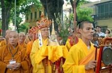 Millénaire de Hanoi: Ouverture de la fête bouddhique