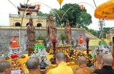 Clôture de la Fête bouddhique du Millénaire de Thang Long-Hanoi