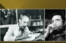 Cuba présente un film sur Ho Chi Minh et Fidel Castro