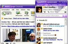 Viettel-Yahoo: service de chat en ligne YM