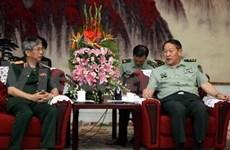Vietnam-Chine : liens renforcés dans la défense