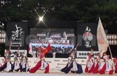 Le Vietnam à la fête japonaise Super Yosakoi 2010