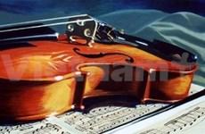 Un violoniste d'origine vietnamienne primé à un concours international