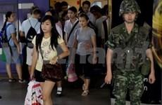 Thaïlande : l'état d'urgence levé dans 3 provinces du Nord-Est