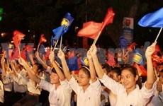 Début du Festival des jeunes de l'ASEAN+3