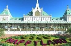 "Long An : Happyland, le ""Disneyland"" du Vietnam"
