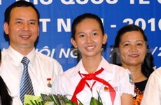 Dà Nang : lancement du 40e concours de l'UPU