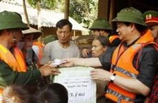 Crues: l'Etat fera le maximum pour les populations sinistrées