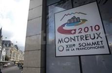 Francophonie : un sommet ayant l'avenir pour perspective