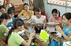 Aide de la Fondation Nippon aux handicapés de Hanoi