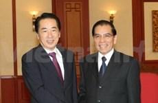 Le Japon est choisi pour la construction d'une centrale nucléaire