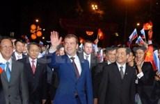 Les relations Russie-Vietnam seront solides