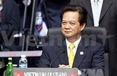Le PM Nguyen Tan Dung au Sommet du G20