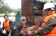 Inondations : appui pour les sinistrés du Centre