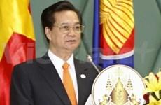 Le PM vietnamien au 5e Sommet CLMV