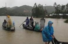Crues : le vice-PM Hoang Trung Hai se rend à Binh Dinh